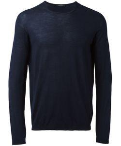 Roberto Collina | Classic Sweatshirt Mens Size 52 Merino