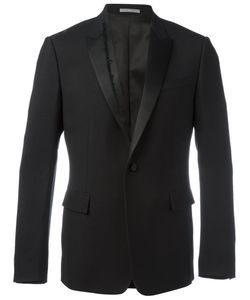 Dior Homme   Peaked Lapels Blazer Mens Size 50 Wool/Mohair/Cupro
