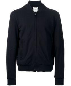 Wooyoungmi | Zipped Bomber Jacket Mens Size 50 Acrylic/Nylon/Rayon/Spandex/Elastane