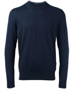 Z Zegna | Plain Sweatshirt Mens Size Small Wool