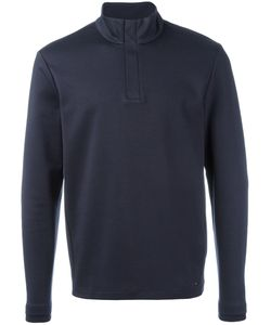 Boss Hugo Boss | Henley Sweatshirt Mens Size Large Cotton/Polyamide