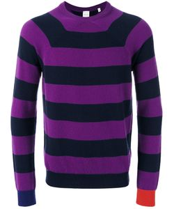 Paul Smith | Striped Jumper Mens Size Xl Cashmere