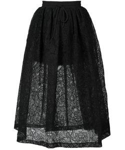 Vera Wang | Full Lace Skirt Womens Size 2 Silk/Nylon