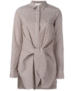3.1 Phillip Lim | Tie Waist Shirt Womens Size 2 Cotton/Silk