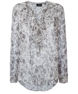 The Kooples | Soft Baroque Blouse Womens Size Small Polyester
