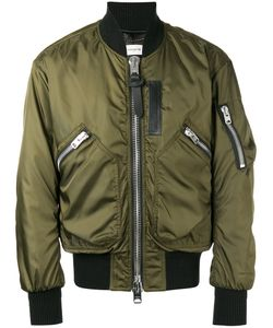 Coach | Classic Bomber Jacket Mens Size 46 Nylon/Polyester/Cupro