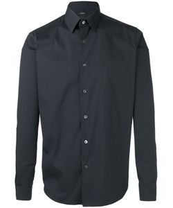Theory | Sylvain Long Sleeve Shirt Mens Size Large Cotton/Spandex/Elastane/Polyimide