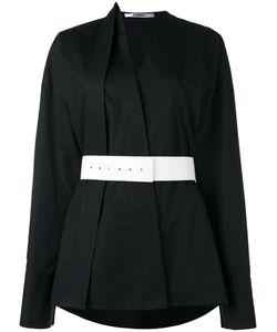 Chalayan | Judo Tunic Shirt Womens Size 42 Cotton