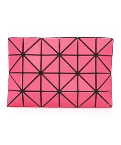 Bao Bao Issey Miyake | Triangles Clutch Bag Womens Pvc/Polyester/Nylon