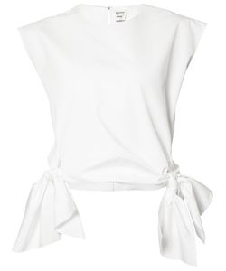 Maison Rabih Kayrouz   Poplin Tank Womens Size 38 Cotton