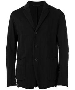 The Viridi-Anne | Patch Pockets Blazer Mens Size 3 Cotton