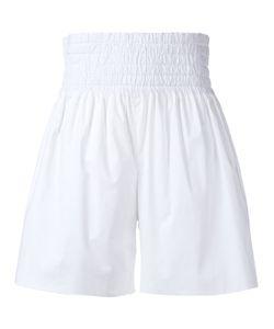 Rochas | A-Line Shorts Womens Size 40 Cotton/Spandex/Elastane