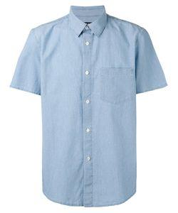 A.P.C. | Shortsleeve Shirt Mens Size Large Cotton