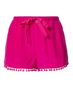Figue   Maja Shorts Womens Size Small Silk