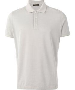 Loro Piana | Classic Polo Shirt Mens Size Xl Silk/Cotton