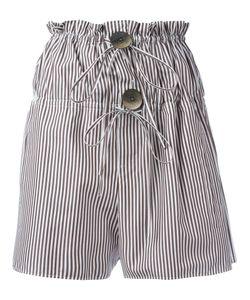 Ports   1961 Striped Shorts Womens Size 42 Cotton