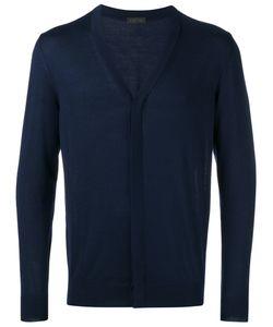 Z Zegna | V Neck Cardigan Mens Size Large Wool