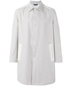 Calvin Klein Collection   Pennsylvania Coat Mens Size 48 Nylon/Wool