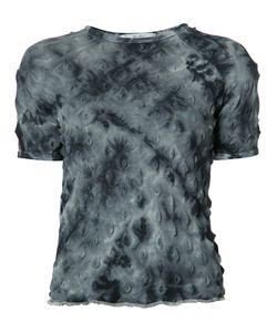 Julien David | 3d Thorn T-Shirt Womens Size Large Cotton