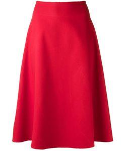 Osklen | Fla Skirt Womens Size 40 Cotton/Viscose/Spandex/Elastane