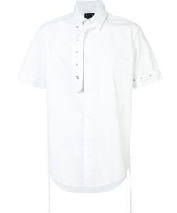 Craig Green | Eyelet Detail Short Sleeve Shirt Mens Size Medium