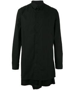 D.Gnak   Long Laye Shirt Mens Size 46 Cotton