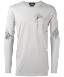 Stone Island Shadow Project | Chest Pocket Longsleeved T-Shirt Mens Size Small