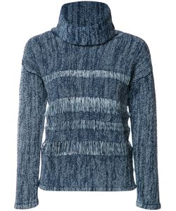 Ag Jeans | High Neck Jumper Womens Size Large Cotton/Wool