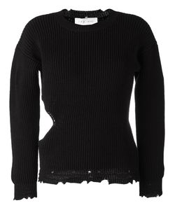 Iro | Destroyed Jumper Womens Size Small Cotton