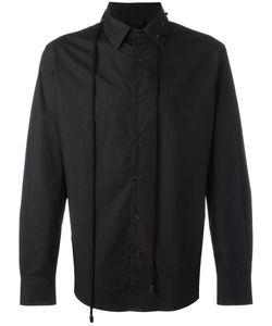 Craig Green | Drawstring Collar Shirt Mens Size Large Cotton