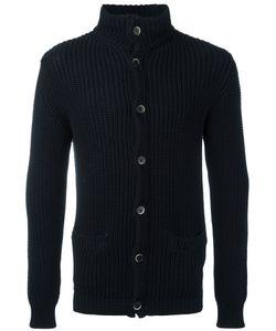 Barena   Ribbed Cardigan Mens Size Large Cotton