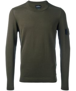 Stone Island Shadow Project | Button Detail Jumper Mens Size Large
