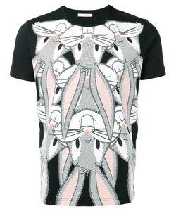 Iceberg | Bunny Print T-Shirt Size Small Cotton