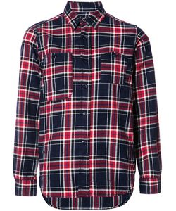 Engineered Garments | Plaid Shirt Womens Size 1 Cotton