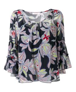 See by Chloé   Patte Top Womens Size 40 Silk/Cotton