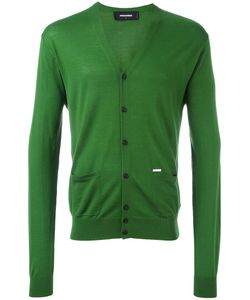 Dsquared2 | Button Up Cardigan Mens Size Xl Wool