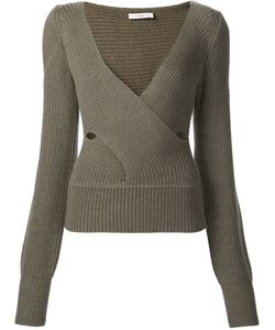 Tome | Crossover Sweater Womens Size Small Merino