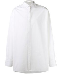 Raf Simons | Oversized Shirt Mens Size 44 Cotton/Spandex/Elastane