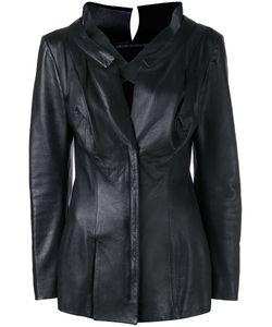 Yohji Yamamoto Vintage | Fitted Long Sleeve Jacket Womens Size Small