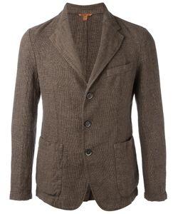 Barena   Patch Pockets Blazer Mens Size 50 Cotton/Linen/Flax/Polyester