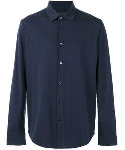 Z Zegna | Classic Shirt Mens Size Xl Cotton