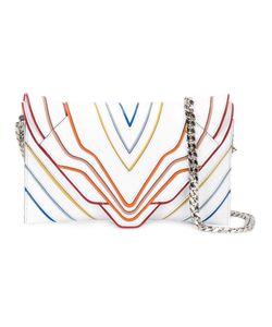 Elena Ghisellini | Multilines Shoulder Bag Womens Calf Leather
