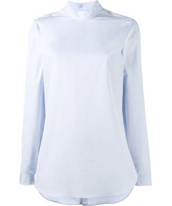 Marie Marot | Brooke Long Sleeve Blouse Womens Size Small Cotton
