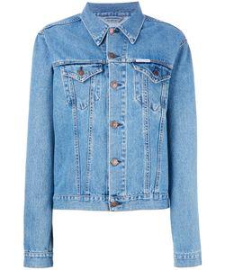 Forte Forte | Embroide Denim Jacket Womens Size Medium Cotton