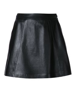 Loveless | A-Line Skirt Womens Size 34 Lamb Skin