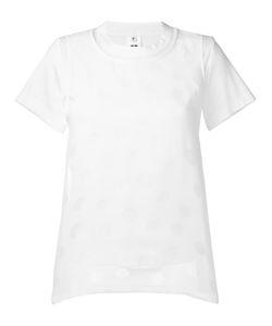 Comme Des Garçons Noir Kei Ninomiya | Polka Dot Layer T-Shirt Womens