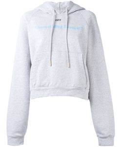 Off-White | Something Special Hoodie Womens Size Medium Cotton