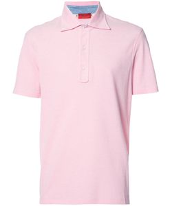 Isaia | Classic Polo Shirt Mens Size Large Cotton