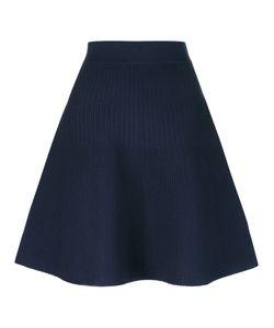 Steffen Schraut   A-Line Skirt Womens Size 42 Viscose/Polyester/Spandex/Elastane