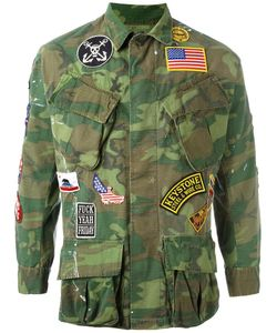 Htc Hollywood Trading Company | Military Jacket Mens Size Small Cotton
